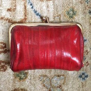 Handbags - Ruby Eelskin Mirror Lipstick Case